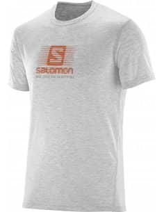 Koszulka Salomon Park SS Tech Tee