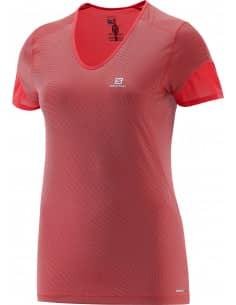 Koszulka Salomon Trail Runner SS Tee W