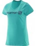 PRODUKTY ARCHIWALNE Koszulka Salomon Elevate SS Tech Tee W Salomon Elevate SS Tech Tee W Salomon