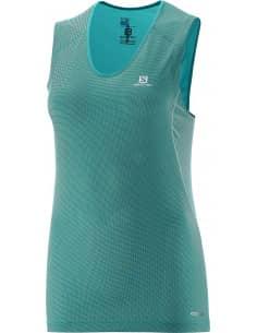 Koszulka Salomon Trail Runner Sleeveless Tee W