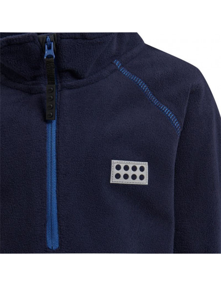 OCIEPLINY Bluza LEGO WEAR LWSIAM 703 - PULLOVER FLEECE 21546/590 LEGO WEAR