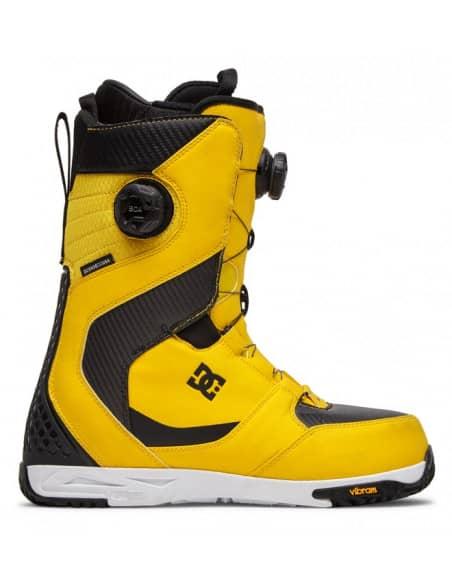 Buty Snowboardowe Buty Snowboardowe DC SHUKSAN ADYO100047 YEL DC