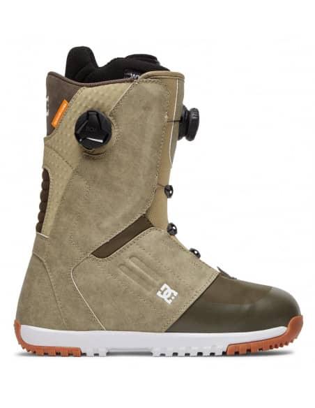 Buty Snowboardowe Buty Snowboardowe DC CONTROL ADYO100042 TAN DC