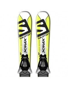 Narty Salomon X-MAX Jr XS + EZY5