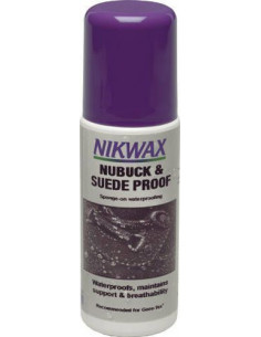Nikwax Impregnat do Obuwia Nubuk i Zamsz [Gąbka]