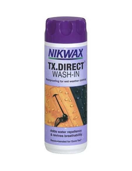 Pielęgnacja Obuwia Zestaw Pielęgnacyjny Twin Tech: Tech Wash + TX Direct Wash In NI-88 Nikwax