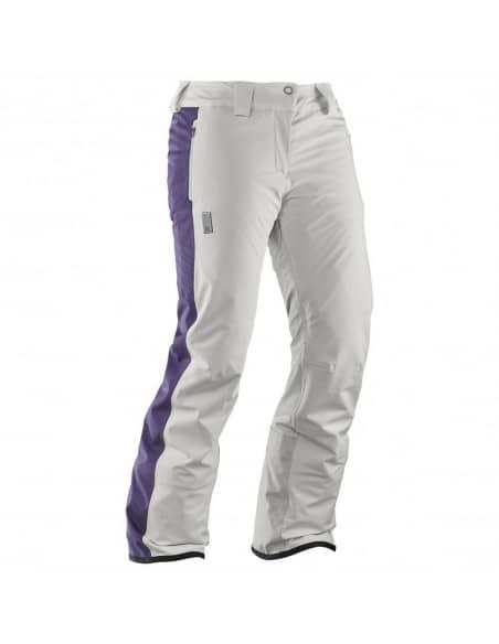 Spodnie Narciarskie Spodnie Salomon WHITEDREAM PANT W L391097 Salomon