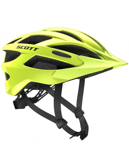 Kask Scott WATU YELLOW FLUORESCENT