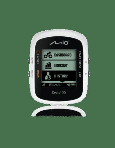 PRODUKTY ARCHIWALNE Licznik GPS Mio Cyclo 105 Mio Cyclo 105 Mio