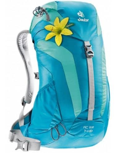 Plecaki Trekkingowe Plecak Deuter AC Lite 14 SL 3420016 Deuter