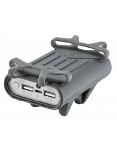 Uchwyt TOPEAK SMARTPHONE HOLDER W/POWERPACK 7800 mAH