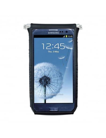 """Uchwyty / Pokrowce / Powerbanki Pokrowiec TOPEAK SMARTPHONE DRYBAG 5 BLACK (ekrany 4-5"""") T-TT9831B Topeak"""