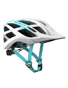 Kask Scott SPUNTO WHITE/BLUE