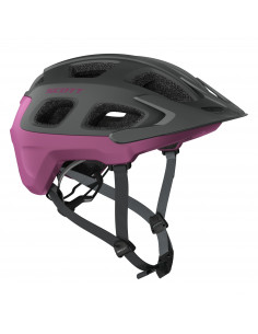 Kask Scott VIVO GREY/PURPLE