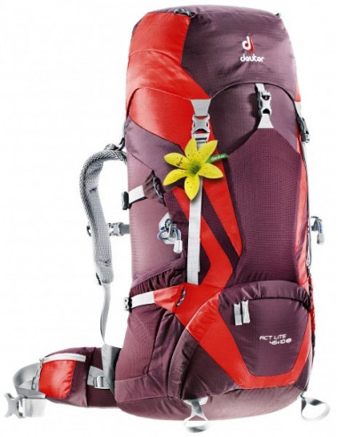 Plecaki Trekkingowe Plecak Deuter ACT Lite 45 + 10 SL ACT Lite 45 + 10 SL Deuter