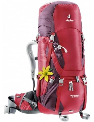 PRODUKTY ARCHIWALNE Plecak Deuter Aircontact 40 + 10 SL Deuter Aircontact 40 + 10 SL Deuter