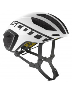 Kaski Kask Scott Cadence PLUS (CE) white/black 2018 2500261035 Scott