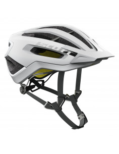 Kaski Kask Scott Fuga PLUS rev (CE) white 2018 2655310002 Scott