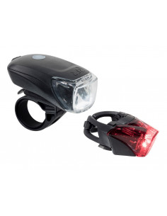 Oświetlenie Zestaw Lampek Cube RFR Lighting Set TOUR 35 USB 14318 Cube