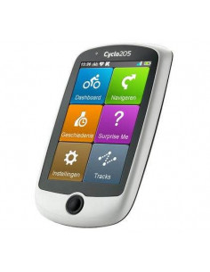 Liczniki i Nawigacje GPS Nawigacja GPS Mio Cyclo 205 Mio Cyclo 205 Mio