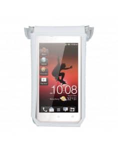 """Uchwyty / Pokrowce / Powerbanki Pokrowiec TOPEAK SMARTPHONE DRYBAG 4 WHITE (ekrany 3-4"""") T-TT9830W Topeak"""