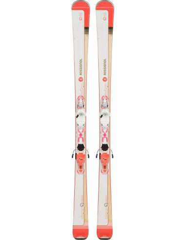 Narty Narty Rossignol Famous 4 RRH03BK Rossignol