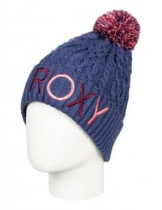 PRODUKTY ARCHIWALNE Czapka Roxy Baylee Pom-Pom ERGHA03107 ROXY