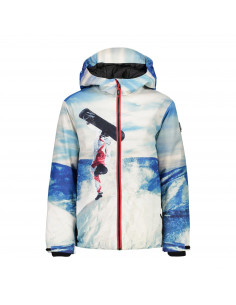 Kurtka CMP BOY JACKET FIX HOOD