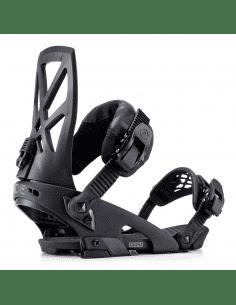 Wiązania Wiązania Snowboardowe RIDE CAPO BLACK 2019 12C1002.1.1 Ride