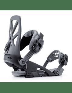 Wiązania Wiązania Snowboardowe RIDE CAPO GREY 2019 12C1002.1.2 Ride