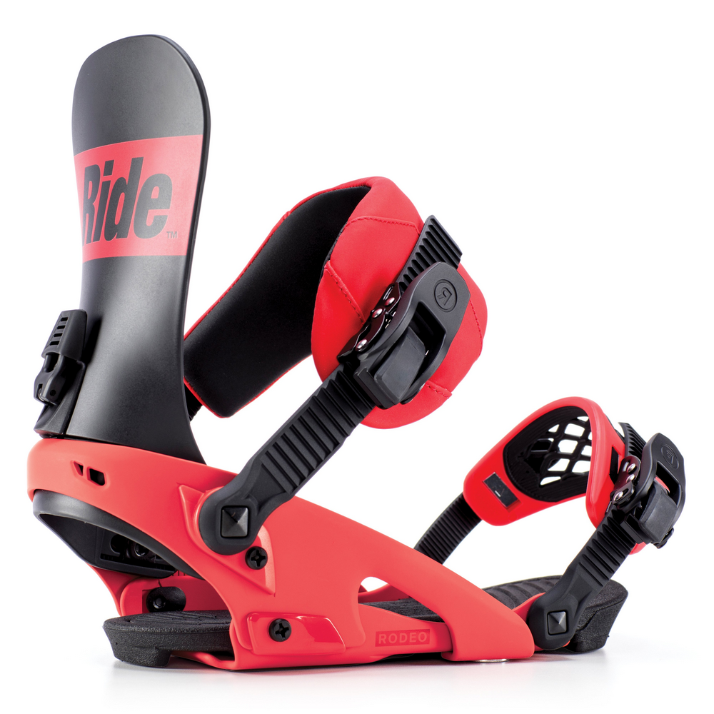 Wiązania Snowboardowe RIDE RODEO RED 2019 | GOLD SPORT