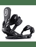 Wiązania Wiązania Snowboardowe RIDE EX BLACK 2019 12C1007.1.1 Ride