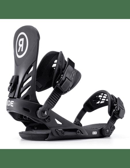 Wiązania Snowboardowe RIDE EX BLACK 2019