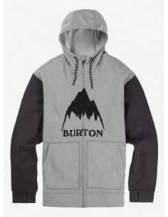 PRODUKTY ARCHIWALNE Bluza Burton Oak Full-Zip Hoodie 162241 Burton