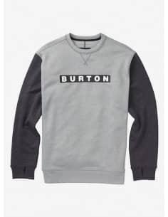 OCIEPLINY Bluza Burton Oak Crew Sweatshirt 173531 Burton