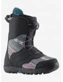 Buty Snowboardowe Buty Snowboardowe Burton MINT BOA BLACK/MULTI 13177104022 Burton