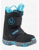 Buty Snowboardowe Buty Snowboardowe Burton MINI - GROM BLACK 10645102001 Burton