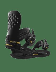 Wiązania Snowboardowe UNION Strata™ Black