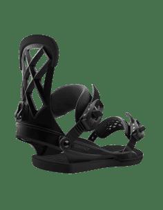 Wiązania Snowboardowe UNION Contact Pro™ Black