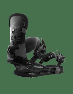Wiązania Wiązania Snowboardowe UNION STR™ Black-Camo 183101 UNION