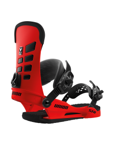Wiązania Wiązania Snowboardowe UNION STR™ Red 183103 UNION