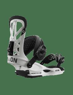 Wiązania Wiązania Snowboardowe UNION Flite Pro™ White 183112 UNION