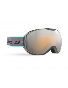 PRODUKTY ARCHIWALNE Gogle Julbo ISON Gray / Blue Orange Screen - Silver Flash J74512218_ GOGLE ISO Julbo