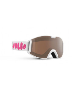 Gogle Gogle Julbo Snoop XS White Brown Screen J75712118_ GOGLE SNO Julbo