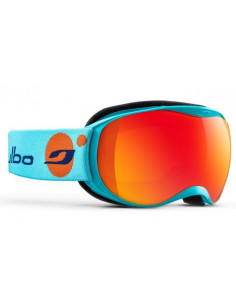 PRODUKTY ARCHIWALNE Gogle Julbo ATMO Cyan Blue / Orange Orange Screen - Multilayer Fire J73812127_ GOGLE ATM Julbo