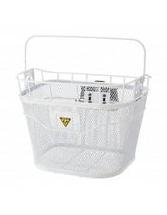 Koszyk TOPEAK BASKET FRONT WHITE