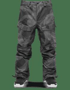 Spodnie Snowboardowe Spodnie ThirtyTwo TM Black/Camo 8130000856-594 ThirtyTwo
