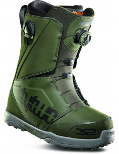 Buty Snowboardowe ThirtyTwo LASHED DOUBLE BOA OLIVE
