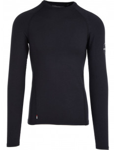 BIELIZNA Koszulka Surfanic Bodyfit Crewneck SWX1601 Surfanic
