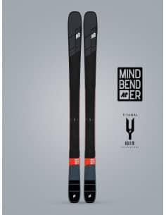 Narty K2 MINDBLENDER 99Ti